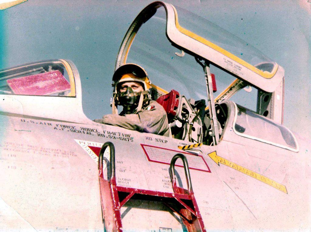 Bruno Brusutti Ufficiale Aeronautica Militare