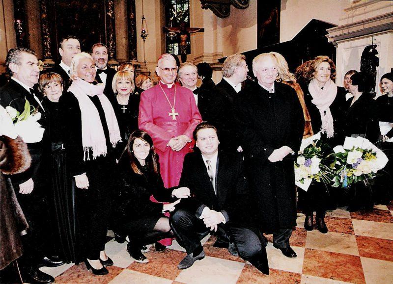 Concerto a Favore della città di Mestre organizzato dalla Famiglia Brusutti