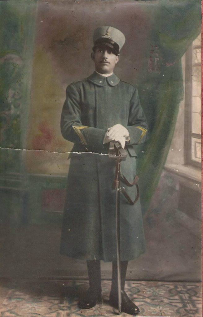 Pasquale Volpone Ufficiale Real Casa