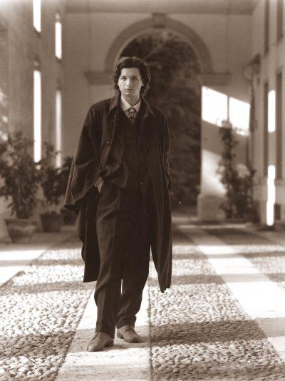 Marco Eugenio Brusutti in Villa a Mogliano Veneto